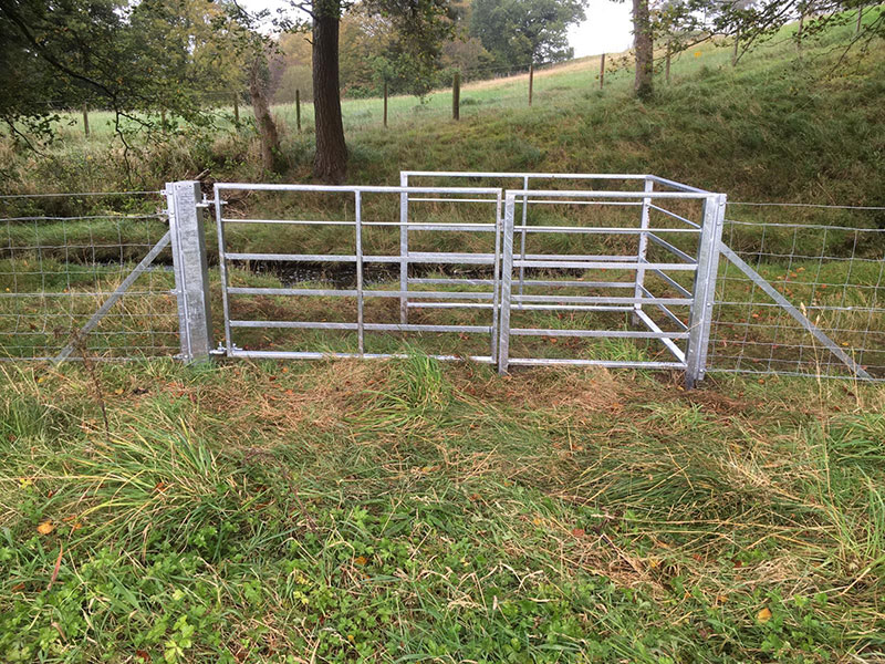 Fencing Edinburgh | Fence Installation Livingston | Blacksmith West Lothian