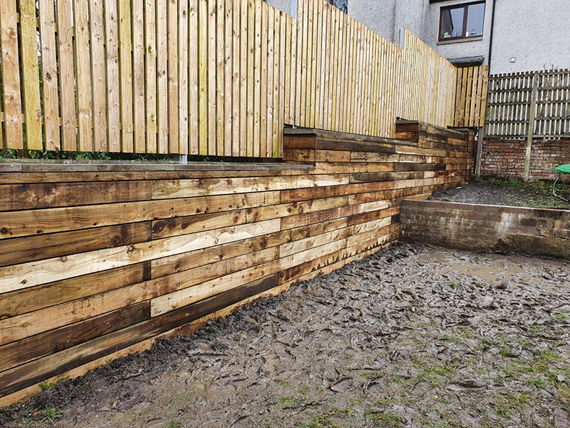 Fencing Edinburgh | Fences Livingston | Fence Panels Livingston